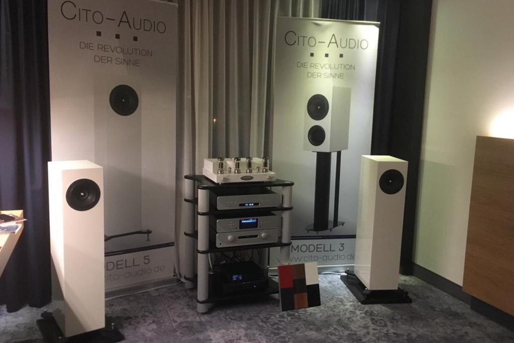 CITO-Audio auch bei den Westdeutschen Hifi-Tagen in Bonn